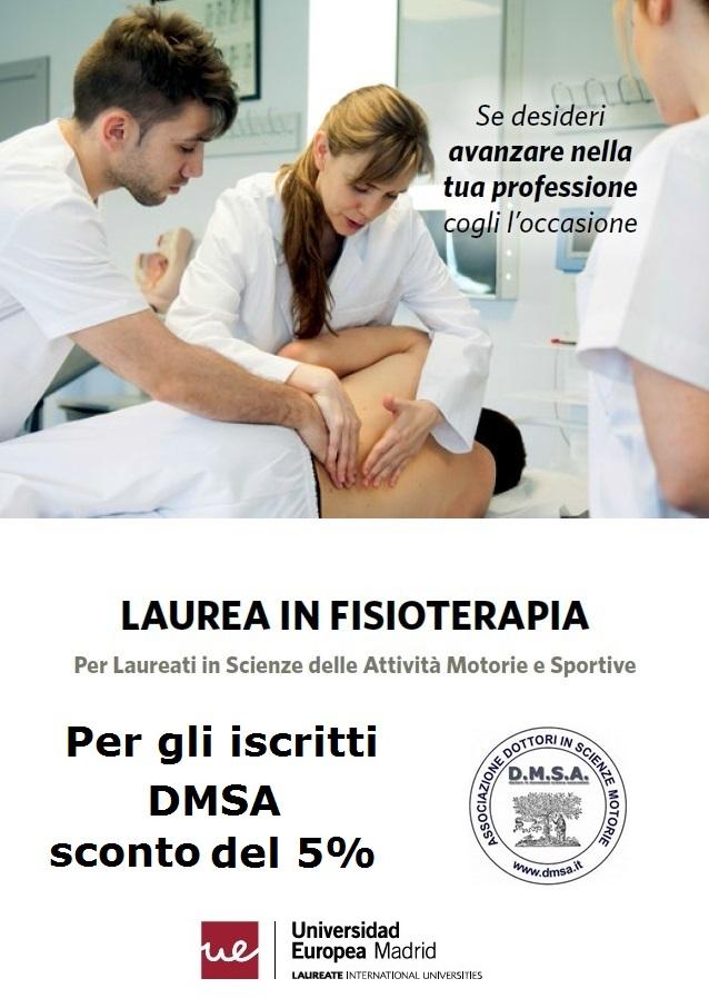 laurea in fisioterapia 1